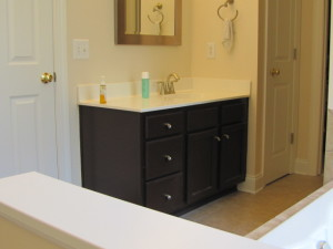 Easy Durham Bath Makeover