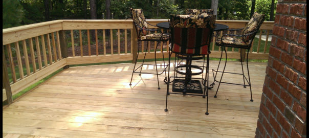 Craftsman Direct, Durham Handyman, Deck Construction