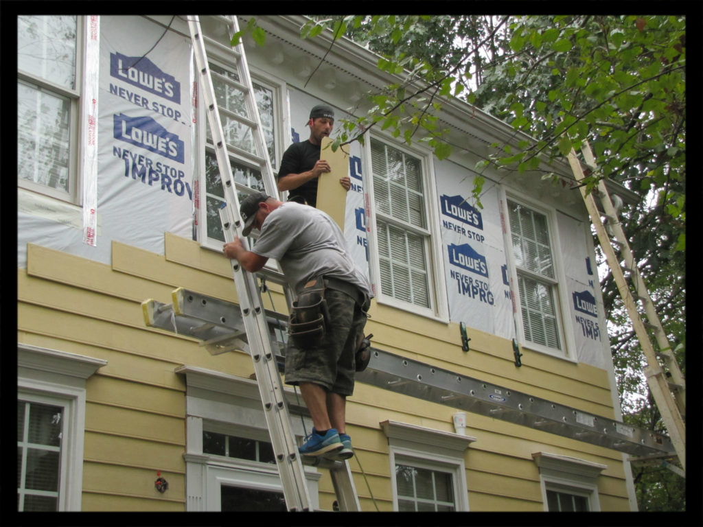 Craftsman Direct, Siding Installation, Durham Handyman